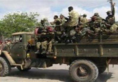 تدمير قوات من بني شنقول معسكر الجيش الإثيوبي، وحشود للجيش الارتري على الحدود مع إثيوبيا