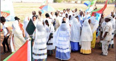 السلطات السودانية تقتحم مقر الجالية الأرترية بالخرطوم  …. مشاركات شبابية راقصة لم تمنعها رقابة الحدود من حضور ذكرى الاستقلال في أرتريا.