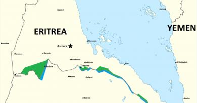 الجيش الأرتري يوقف تدفق هجرة إثيوبية على الحدود مع إريتريا