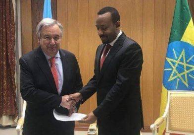 إثيوبيا تتحدث عن طلبها من الأمم المتحدة رفع الحصار عن أرتريا  وعن تفاصيل اتفاقيات بينها وبين نظام أفورقي خلال محادثات السلام بينهما