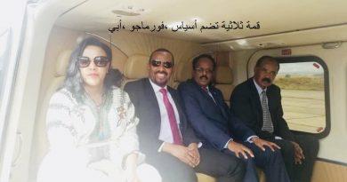 قمة ثلاثية في جوندار…. استئناف الخطوط الإثيوبية بعد 41 سنة انقطاع من الصومال