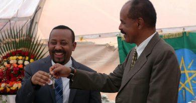 إثيوبيا تعلن عن انسحاب قواتها من الحدود الأرترية