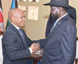 الاستثمار يحظي بالأولوية في محادثات سفير النظام مع دولة جنوب السودان