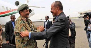 السلطات السودانية في قرورة تعيد إلى النظام الأرتري ضباط صف وجنودا هاربين