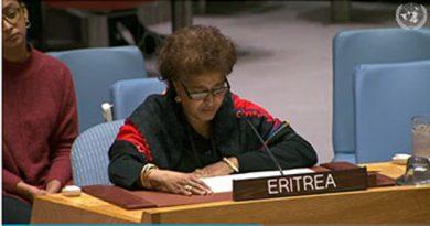 النظام الأرتري يدعو غيره للالتزام بما لا يلتزم هو به من احترام حقوق الإنسان في أرتريا