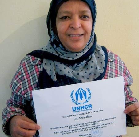 """وكالة زاجل الأرترية لأنباء """" زينا """"  في حوار مع الناشطة الاجتماعية الأستاذ فاطمة سليمان:"""