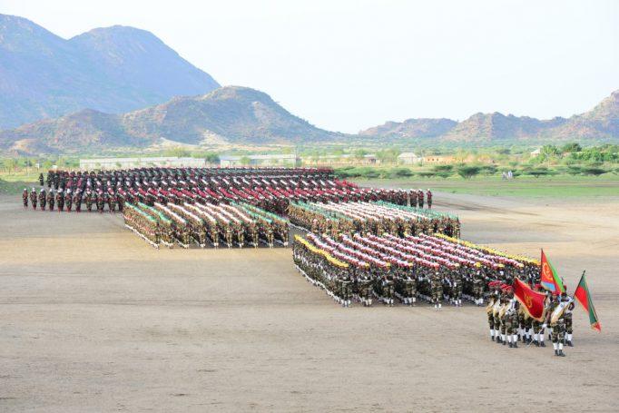 الجيش الأرتري