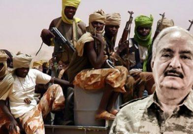 النظام الأرتري يعمل على نقل الأسلحة والمرتزقة إلى ليبيا  تنفيذا لمخطط أماراتي