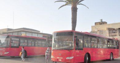 انطلاق حركة المواصلات بين المدن في أرتريا …أين ذهبت حجة جائحة الكورونا ؟!
